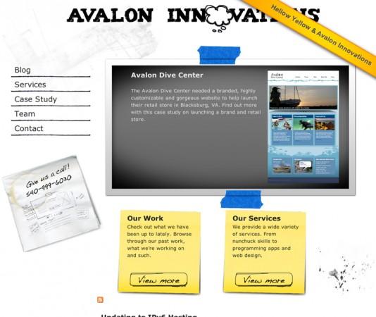 Avalon Innovations