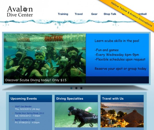 Avalon Dive Center