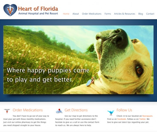 Heart of Florida Animal Hospital
