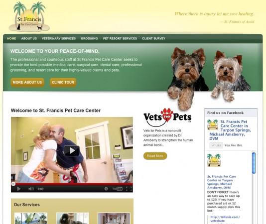 St. Francis Pet Care Center