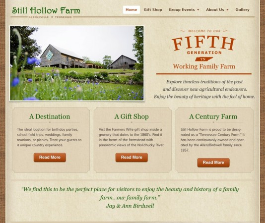 Still Hollow Farm