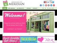 Monogram on Meridian